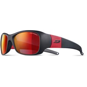 Julbo Junior 8-12Y Piccolo Spectron 3CF Sunglasses Black/Red-Multilayer Red
